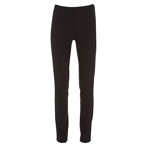 Buy Mint Velvet Treggings, Black Online at johnlewis.com
