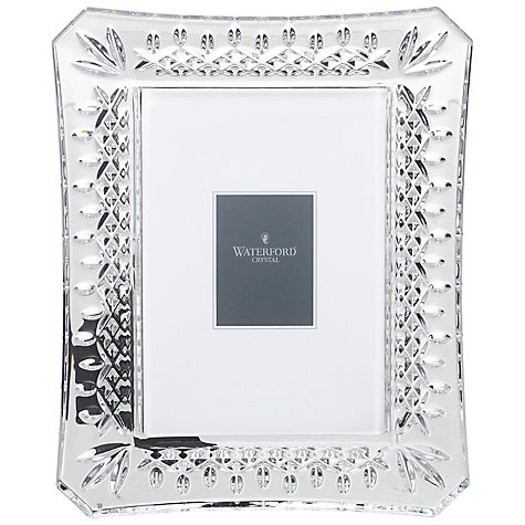 Buy Waterford Crystal Lismore Photo Frames Online at johnlewis.com