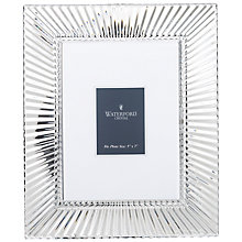 Buy Waterford Somerset Photo Frames Online at johnlewis.com