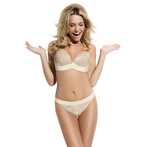 Buy Wonderbra Ultimate Strapless Lace Bra Online at johnlewis.com