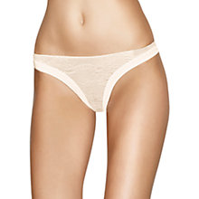 Buy Wonderbra Ultimate Lace Thong, Ivory Online at johnlewis.com