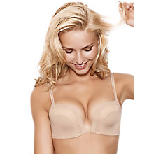Buy Wonderbra Ultimate Plunge Bra Online at johnlewis.com