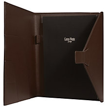 Buy Campo Marzio Leather Urban Portfolio Online at johnlewis.com