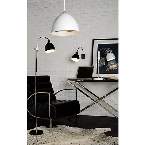 Buy John Lewis Bogart Ceiling Light, White Online at johnlewis.com