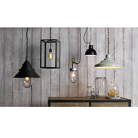 Buy Davey Well Glass Pendant Online at johnlewis.com