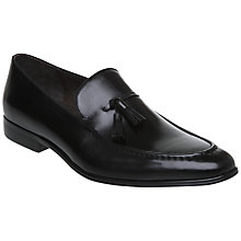 Buy Dune Ashby Tassle Leather Loafers Online at johnlewis.com