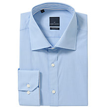 Buy Daniel Hechter Fine Stripe Shirt, Blue Online at johnlewis.com