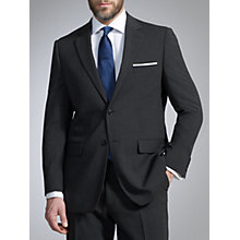 Buy John Lewis Washable Wool Blend Suit, Charcoal Online at johnlewis.com