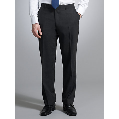 Buy John Lewis Washable Wool Blend Trousers Online at johnlewis.com