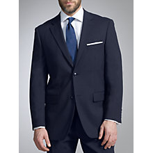 Buy John Lewis Washable Wool Blend Suit, Navy  Online at johnlewis.com