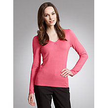 Buy COLLECTION by John Lewis V-Neck Jumper Online at johnlewis.com