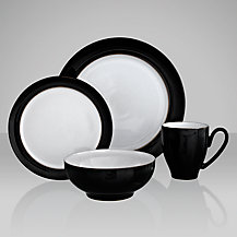 Denby Eclipse Black Tableware
