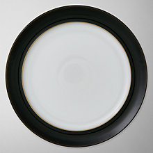 Buy Denby Eclipse Plates, Black Online at johnlewis.com