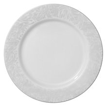 Buy Denby Monsoon Lucille Plates, Silver Online at johnlewis.com
