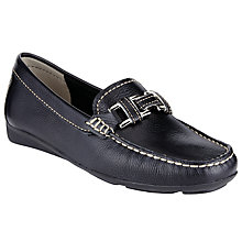 Buy John Lewis Luxembourg Leather Moccasins Online at johnlewis.com