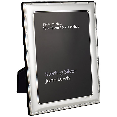 Buy Carrs Ribbon and Reed Photograph Frames Online at johnlewis.com