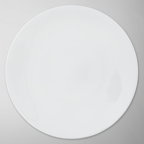 Buy Queensberry Hunt for John Lewis Cuisine Plate, Set of 4 Online at johnlewis.com
