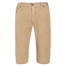Buy G-Star Raw Arc 3D Loose Tapered Shorts, Lion Online at johnlewis.com