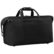 Buy Briggs & Riley Baseline Weekend Holdall, Black Online at johnlewis.com