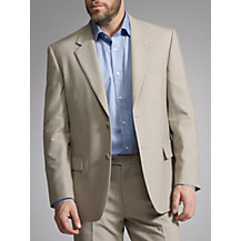 John Lewis Washable Suit, Natural