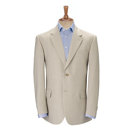 Buy John Lewis Washable Suit Jacket, Natural Online at johnlewis.com