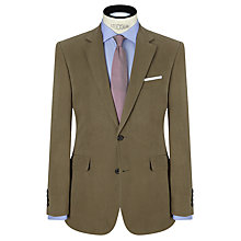 Buy John Lewis Silk and Linen Suit, Mink Online at johnlewis.com