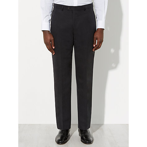 Buy John Lewis Silk and Linen Suit, Navy Online at johnlewis.com