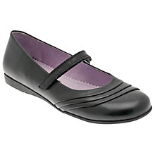 Buy Start-rite Dawn Shoes, Black Online at johnlewis.com