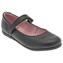 Buy Start-rite Odette Shoes, Black Online at johnlewis.com