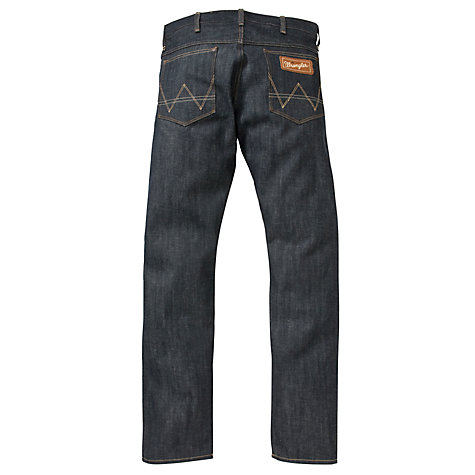 Buy Wrangler Ben Tapered Jeans Online at johnlewis.com