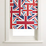 John Lewis Union Jack Blackout Roller Blinds