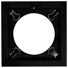 Buy Art Vinyl Play & Display Frame, Black Online at johnlewis.com