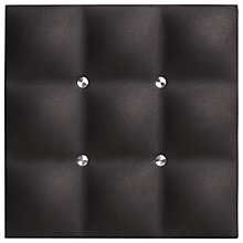 Buy Eva Solo Dish Mats, Black Online at johnlewis.com