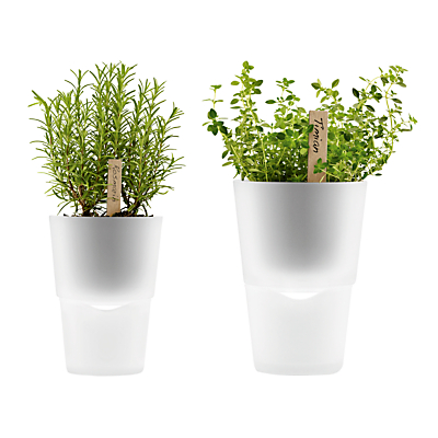 Eva Solo Self Watering Herb Pots