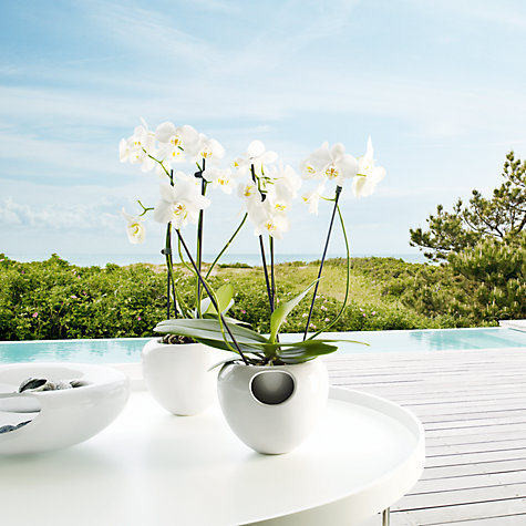 Buy Eva Solo Self-Watering Orchid Barrel Pots Online at johnlewis.com