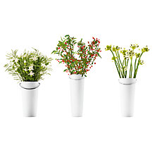 Buy Eva Solo Wire Handled Column Vases Online at johnlewis.com