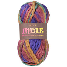 Buy Sirdar Indie Super Chunky Knitting Yarn, 50g Online at johnlewis.com