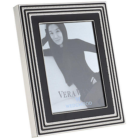 Buy Vera Wang With Love Photo Frames, Noir Online at johnlewis.com
