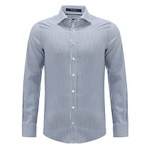 Buy Gant The Banker Stripe Shirt Online at johnlewis.com