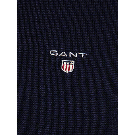 Buy Gant Solid Cotton Tank Top Online at johnlewis.com