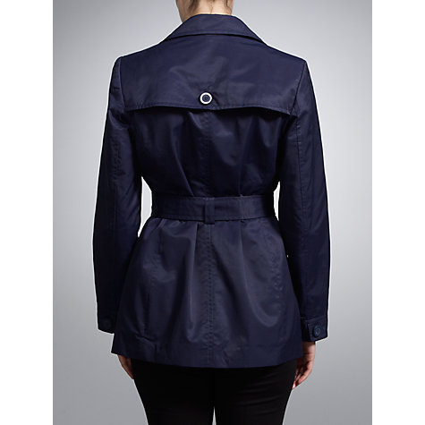Buy John Lewis Short Belted Mac Online at johnlewis.com