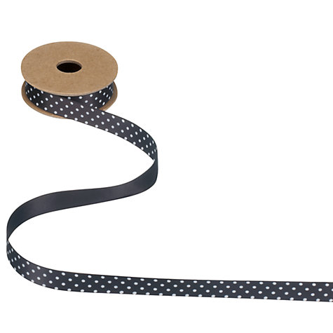 Buy John Lewis Polka Dot Ribbon Online at johnlewis.com