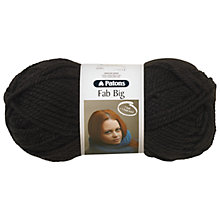Buy Patons Fab Big Super Chunky Yarn, 200g Online at johnlewis.com