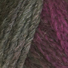Buy Patons Colour Works Aran Yarn, 50g, Grape 95 Online at johnlewis.com