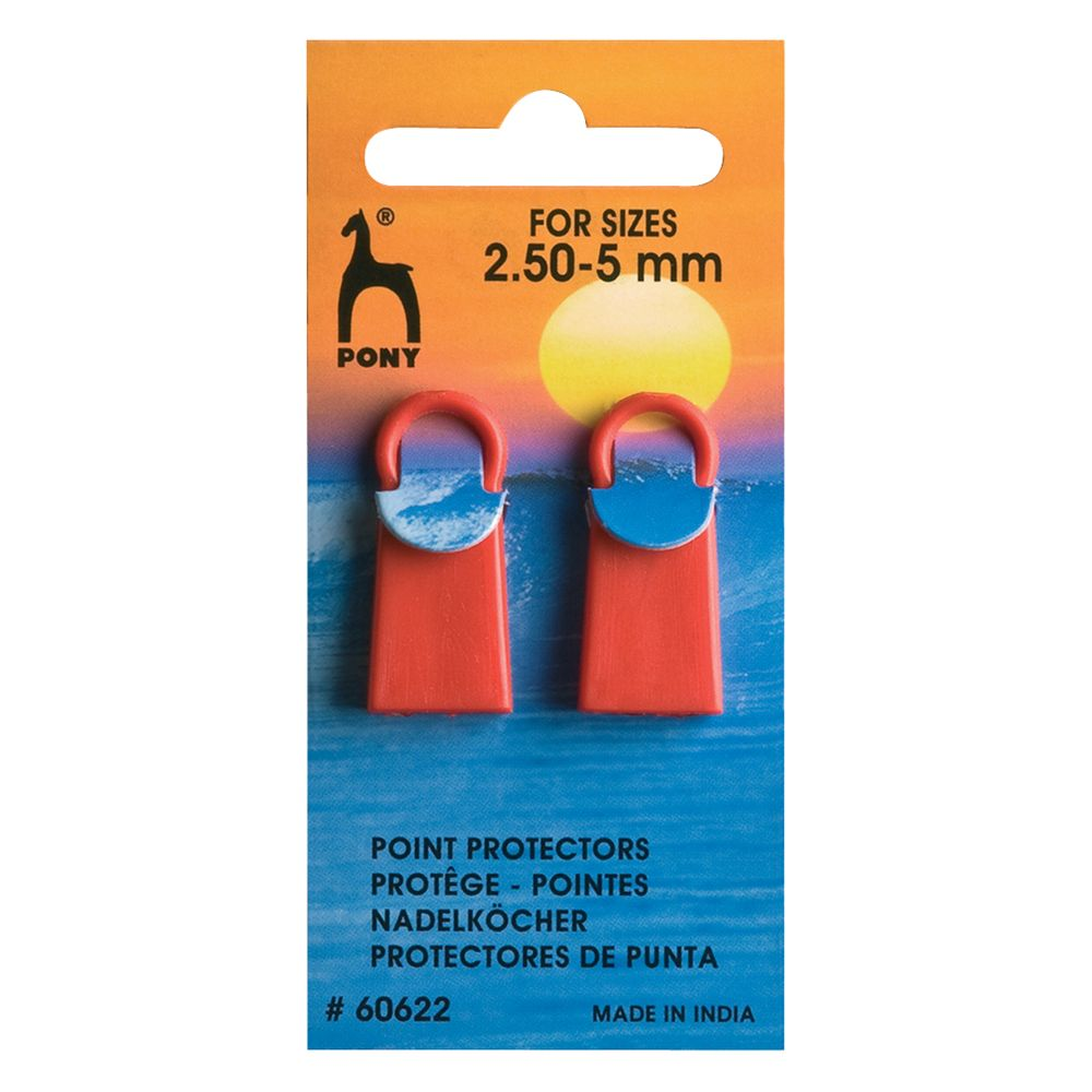 Pony Pony Point Protectors, Pack of 2