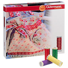 Buy Gutermann Sewing Thread Holder Book, Pack of 36 Reels Online at johnlewis.com