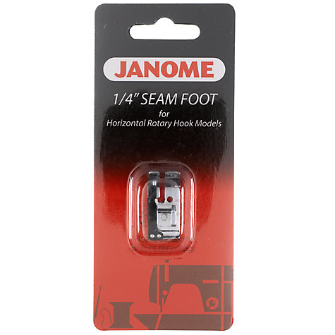 Buy Janome Patchwork Seam Foot Online at johnlewis.com