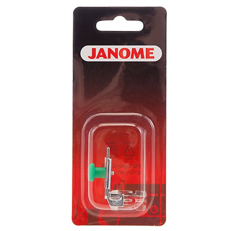 Buy Janome Concealed Zipper Foot Online at johnlewis.com