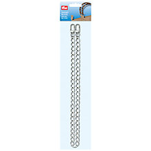 Buy Prym Mia Silver Effect Chain Bag Handle, 70cm, 1 Per Pack Online at johnlewis.com