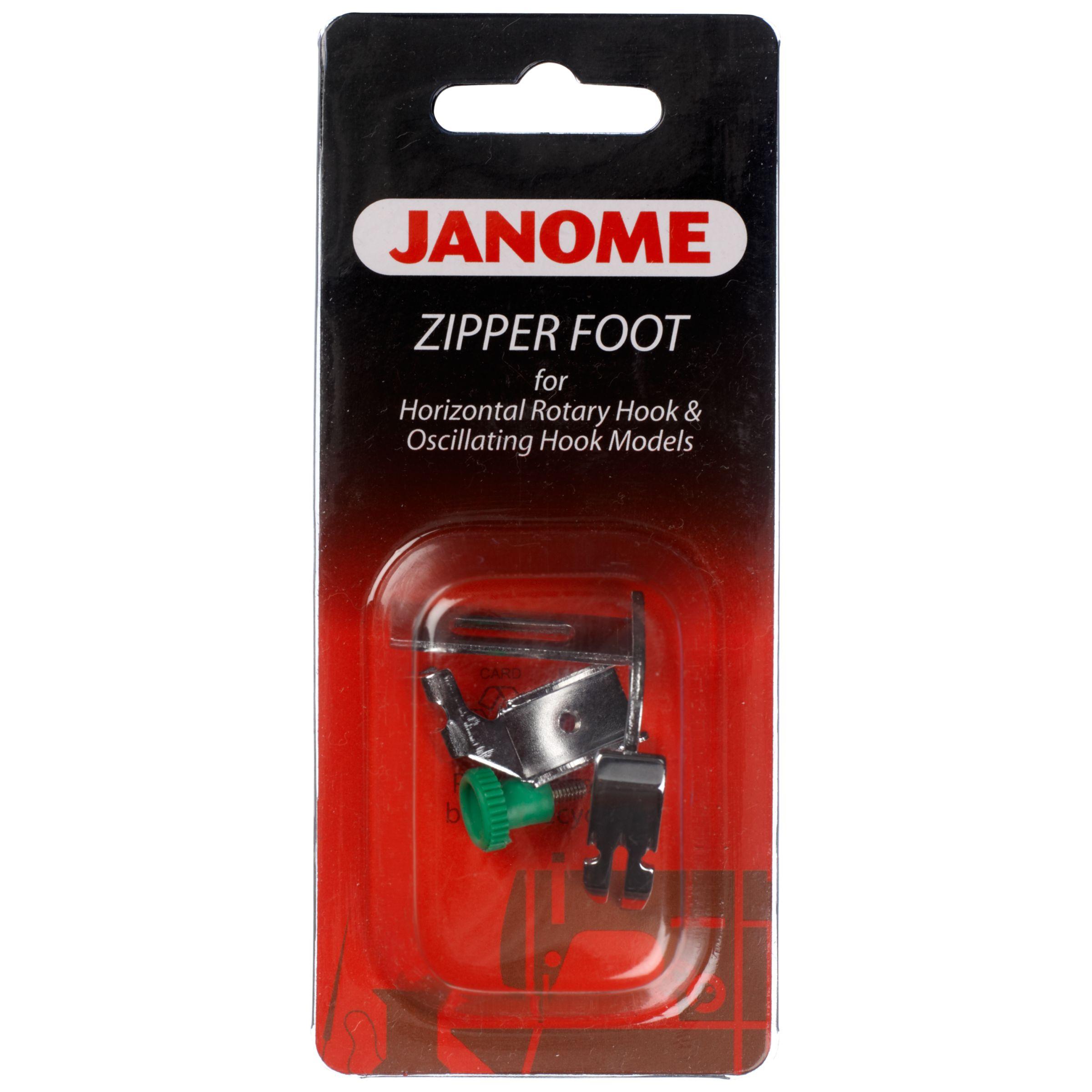 Janome Janome Zipper Foot
